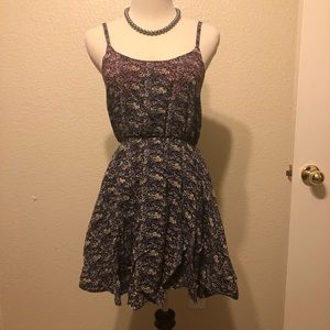 Lucca Couture Spaghetti Strap Dress Medium